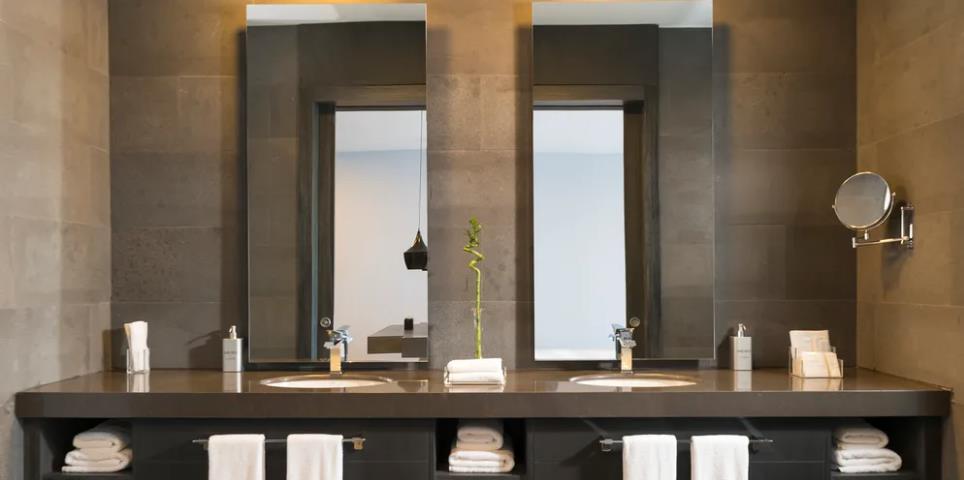 Das moderne Bad von heute