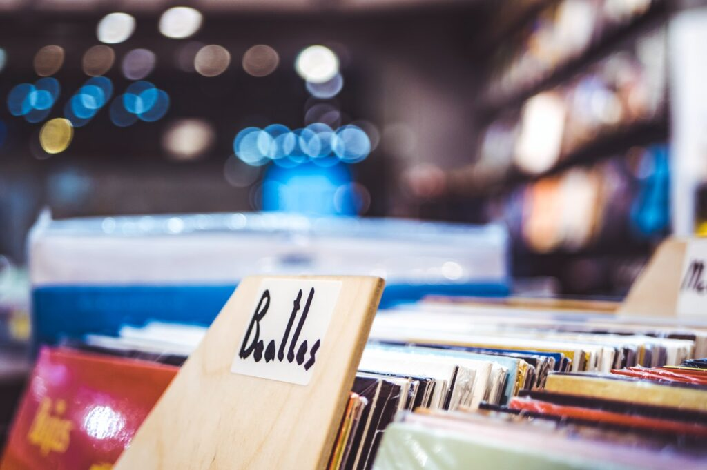 CD Sammlung